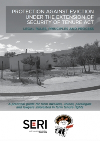 SERI Research Report available: Protection against Eviction