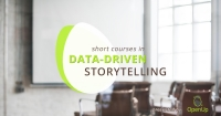 Upcoming Short course: Data-driven storytelling by Open Up