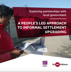 New CORC publication on informal settlement upgrading