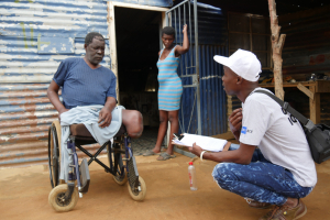 Late Bab'Ndlovu brings sanitation plight to life